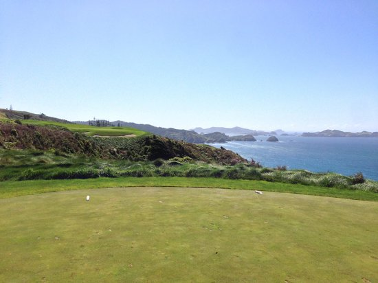 The Lodge at Kauri Cliffs: Amazing views