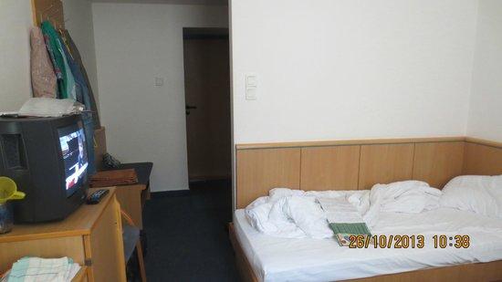 City Hotel Matyas: В номере.