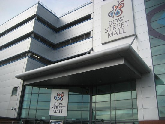Bow Street Mall