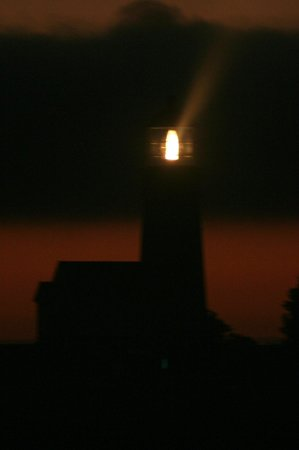 Cape Blanco Lighthouse at Night