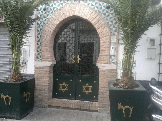 Albayzin: Casa di origine ebraica in Albaicin