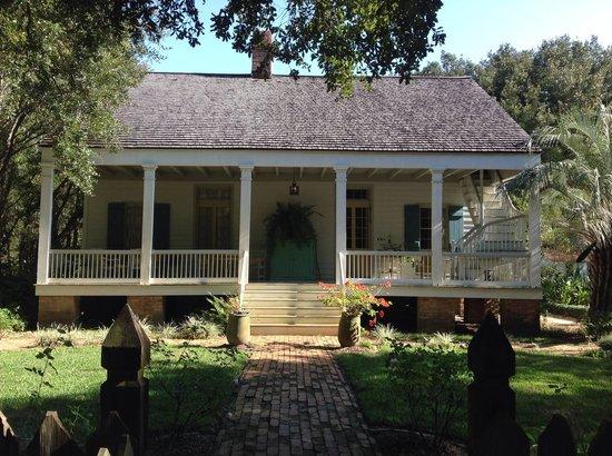 Maison Madeleine: De l'extérieur