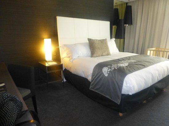 InterContinental Marseille - Hotel Dieu : Chambre 4ème étage