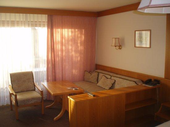Hotel Pflug : Zimmer