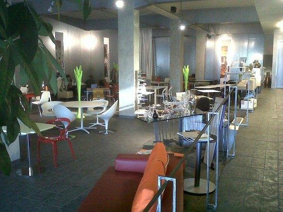 Gastronomia & Design : sala