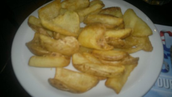 Roadhouse Grill: Patate fritte