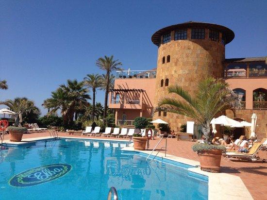 Gran Hotel Elba Estepona & Thalasso Spa: Fabulous pool area