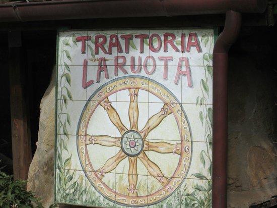 """La Ruota : On the """"routa"""" to Villa Romana"""