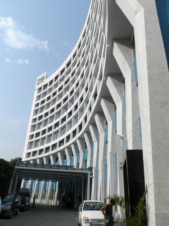 The Park New Delhi: Buen Hotel sobre todo el Restaurante
