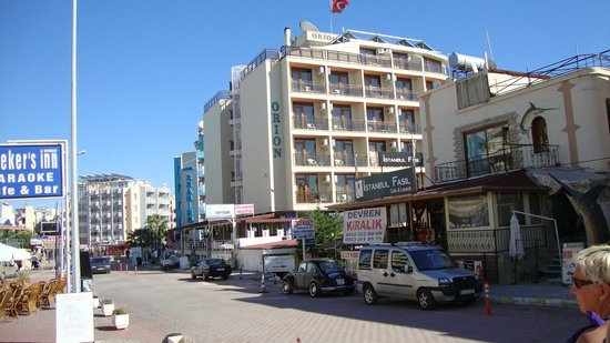 Orion Beach Hotel: Hotel