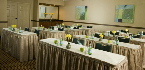 Homewood Suites by Hilton Lubbock: Meeting Room