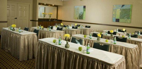 هوم وود سويتس باي هيلتون لوبوك: Meeting Room