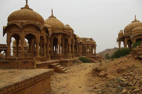 Vyas Chhatri : Jaisalmer - Chhatris