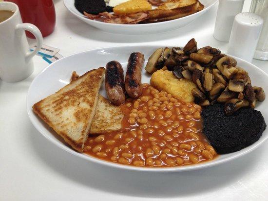 Super Sausage Cafe : Super Sausage Make Your Own Breakfast