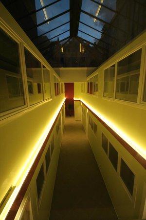 Tango Hotel: TangoHotel Corridor