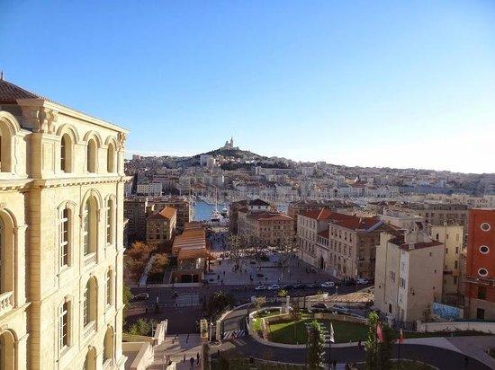 InterContinental Marseille - Hotel Dieu : Vue Vieux-Port