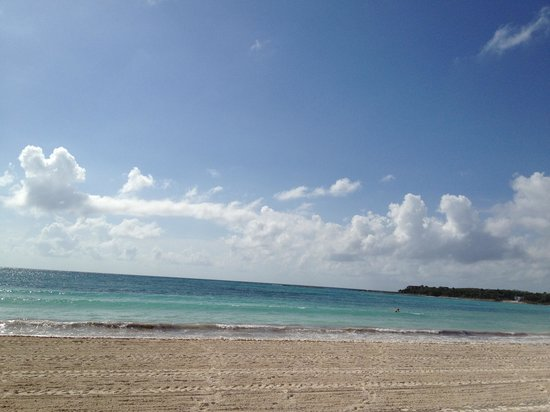 Barcelo Maya Beach: Beautiful beach