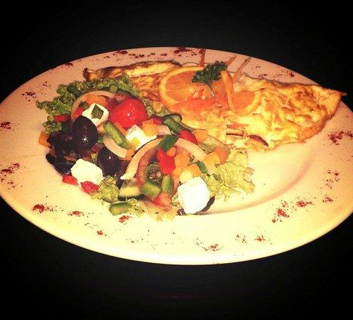 Gisters Restaurant: Breakfast omelette