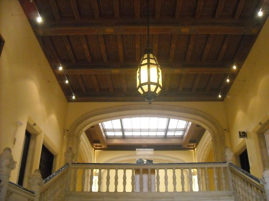 San Diego Museum of Art: Interior shot