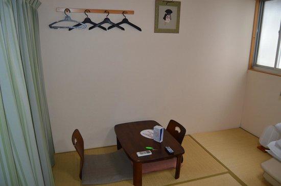 Guest Inn Chita : Espace pour manger