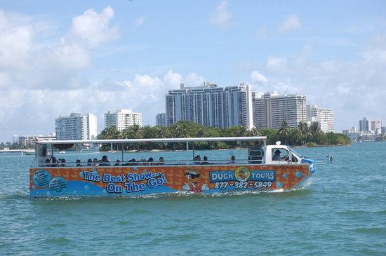 Duck Tour Miami Review