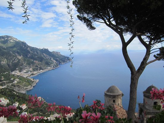 Sorrento Silver Star Tours : Ravello Views