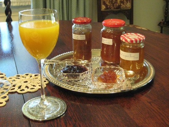 McAuley on Mayfield: An array of homemade jams and marmalades