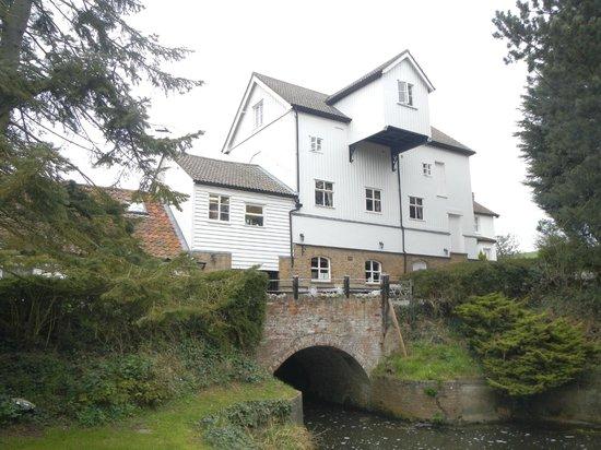 Little Hallingbury Mill: Il vecchio mulino