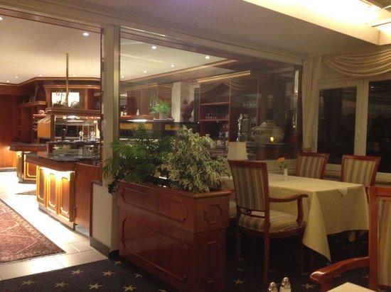Restaurant Sterneck im Badhotel Sternhagen: Leus Dmitrii