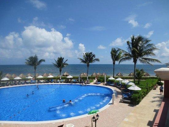 Ocean Coral & Turquesa : 2nde partie de la piscine principale