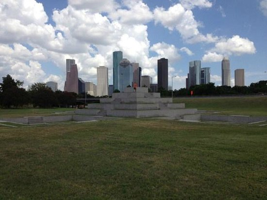 Houston, TX: Police Officers Memorial