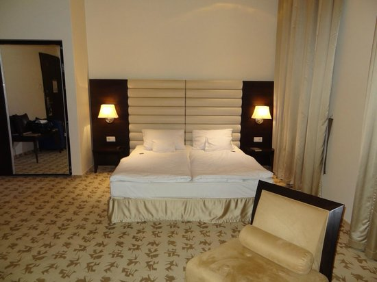 Buda Castle Fashion Hotel : Zimmer 106