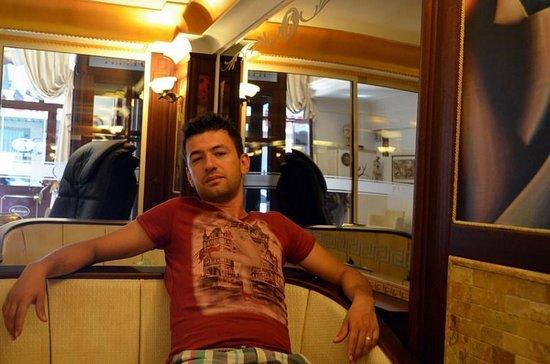 Oglakcioglu Park Boutique Hotel : Lobi