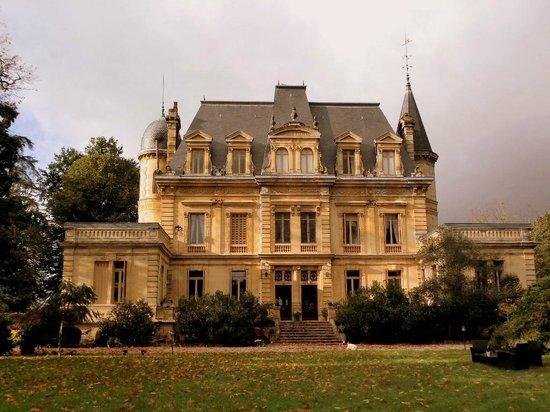 Chateau de Camperos : Château