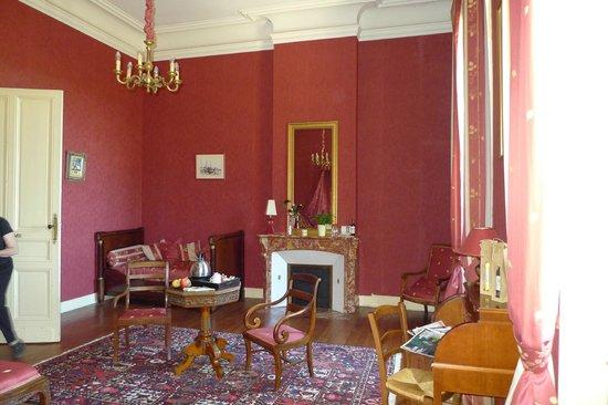 Chateau de Camperos : Chambre La dame