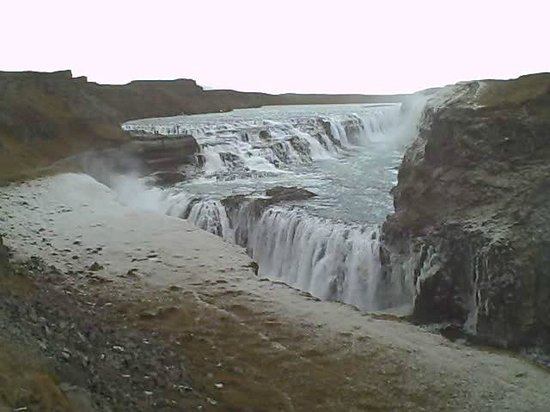 Gullfoss Geysir Direct Day Tour: Gullfoss