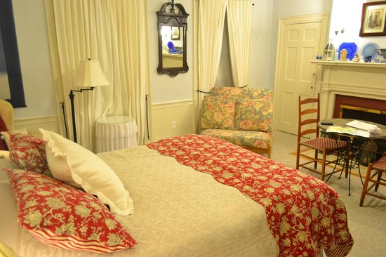 Northey Street House Bed and Breakfast: The Woodbury Room