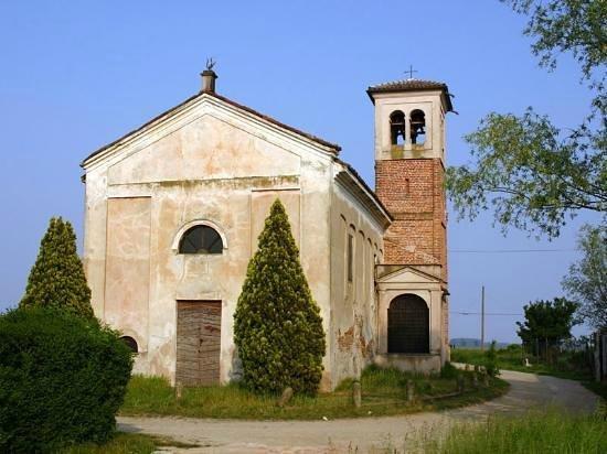 Vespolate, Italy: Pieve di San Giovanni Battista