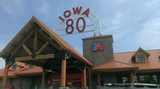 Iowa 80, World's Largest Truck Stop : Iowa 80