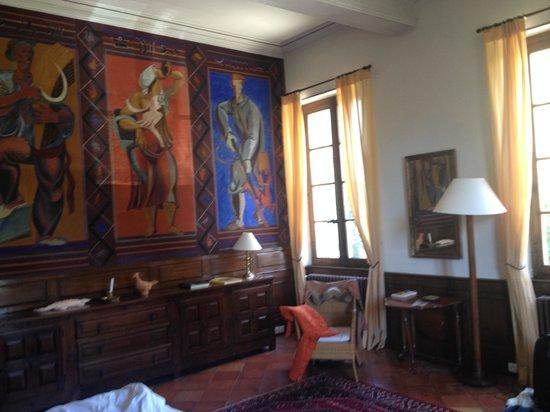"""Arquier : """"notre"""" chambre"""