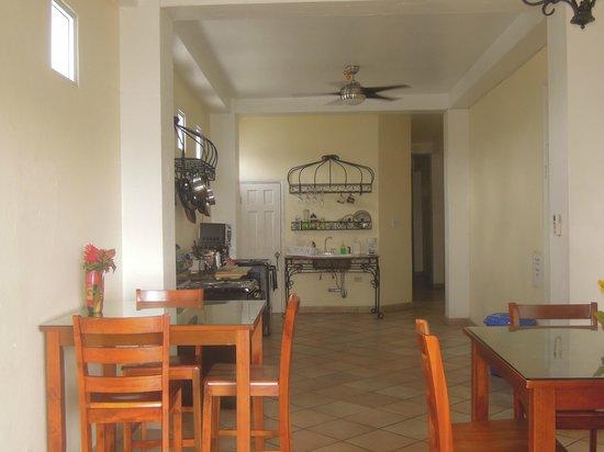 Posada San Francisco Old San Juan: Cocina 5 piso