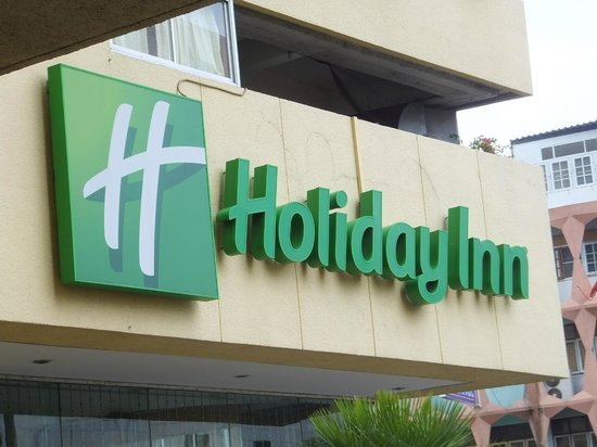 Holiday Inn Bangkok Silom: Proud trademark