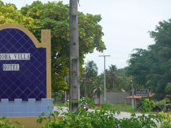 Peroba Villa Hotel: en la ruta