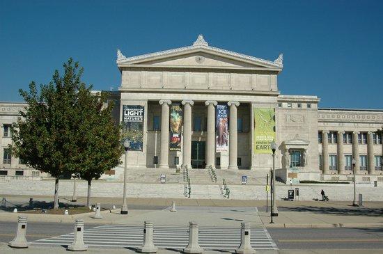 The Field Museum: Здание музея
