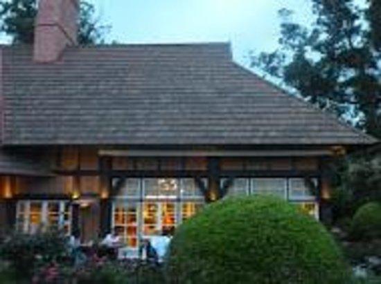 L'Auberge : Cafeteria abierta al publico
