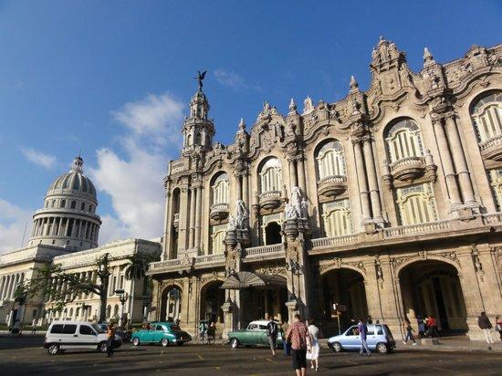 Gran Teatro de La Habana: Teatr Wielki