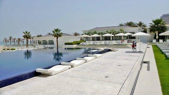 The Meydan Hotel: комплекс Мэйдан-бич
