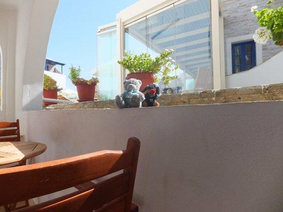 Hotel Katerina: room view