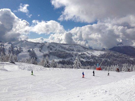 Ski Les Gets: Great runs