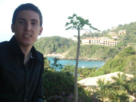 Rio Buzios Beach Hotel: Vista desde el balcon